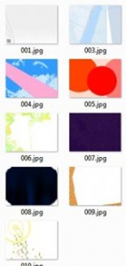Product picture Abstract Image Collection v3