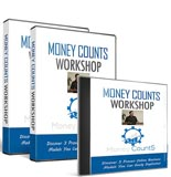 Product picture Money Counts Wordshop