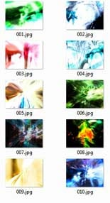 Product picture Abstract Image Collection